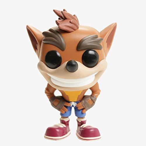 Funko POP! Games: Crash Bandicoot - Crash Bandicoot (Styles May Vary)