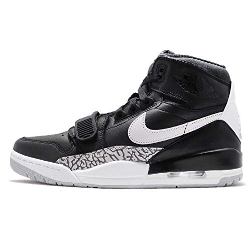 Nike Jordan Legacy 312 Men's Shoes Black/White av3922-001 (11.5 D(M) US) - Fusion Jordan Shoes