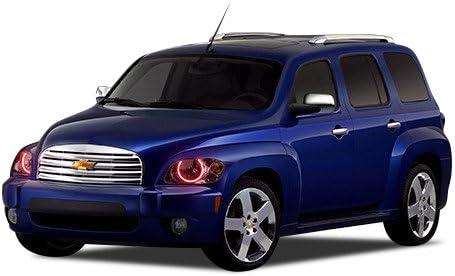 Amazon Com Chevrolet Hhr Faro Led Halo Kit 2006 2011 Rojo