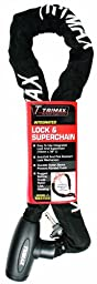 Trimax Integrated Lock & Superchain 10Mm
