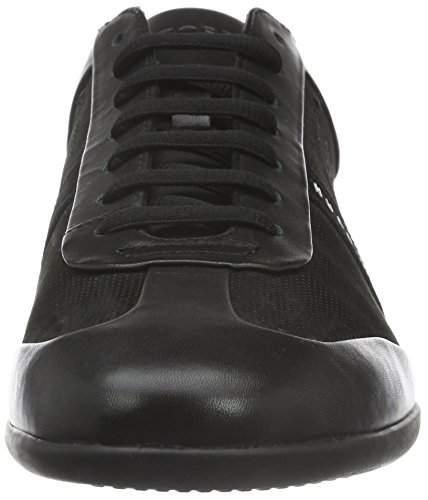 for sale free shipping release dates BOSS Green Men's Space Select 10180778 01 Low-Top Sneakers Black really online Dwd9HJZ1Yi