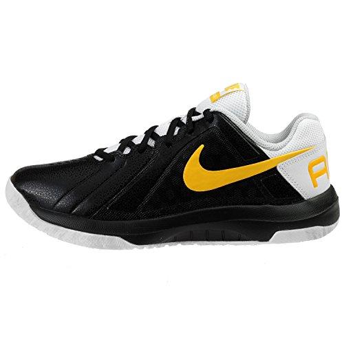 promo code 164f9 32fd9 Nike Men s Air Mavin Low Black Crimson Basketball Shoes lovely