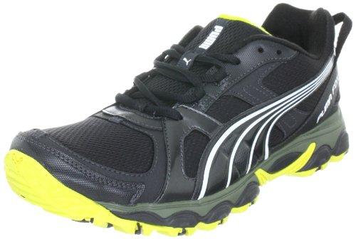 Puma Pumafox - Zapatillas de running para hombre Schwarz (black-white-buttercup 06) (Schwarz (black-white-buttercup 06))