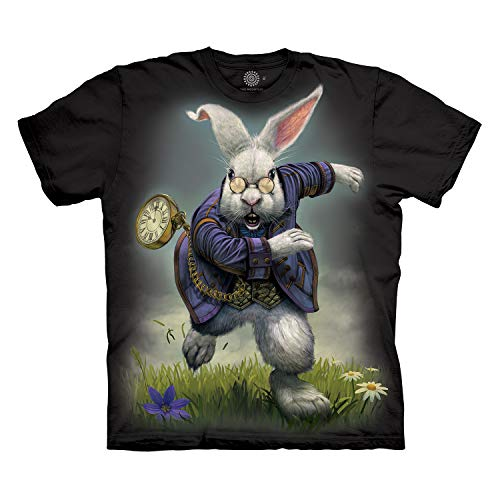 The Mountain White Rabbit