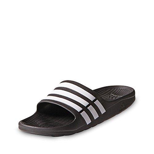 Duramo Ciabatte Da Unisex Adidas Slide noir Adulto Noir blanc dOawwpn