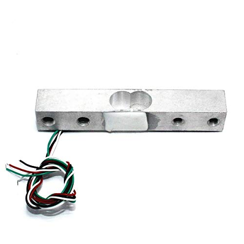UIOTEC Aluminium Alloy Parallel Beam Electronic Scale Load Cell 5KG