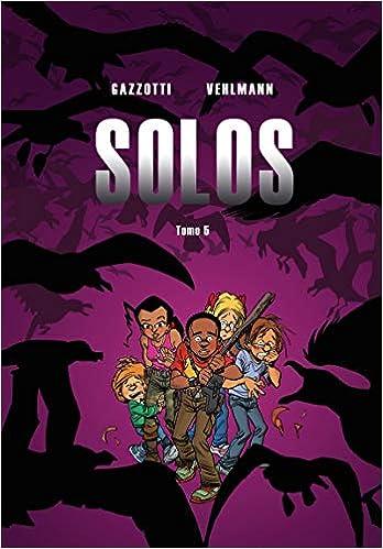 Solos 5 (Infantil y Juvenil): Amazon.es: Fabien Vehlmann ...