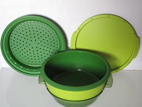 Tupperware 101° MicroGourmet - Juego de recipientes para cocinar ...