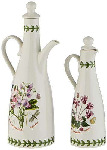 Portmeirion 612631 Botanic Garden Oil & Vinegar Set ()