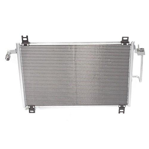 Gmc Envoy A/c Condenser (CarPartsDepot A/C Condenser 2002-2009 Chevy Trailblazer GMC Envoy 4.2L 6 Cyliner 89019255)