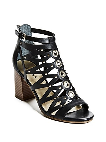 1f9cb41737 GUESS Factory Women s Analise Grommet Heels - Buy at best and lowest ...