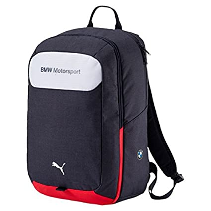 93179ba77043 Image Unavailable. Image not available for. Colour  Puma Black Bmw  Motorsport Backpack