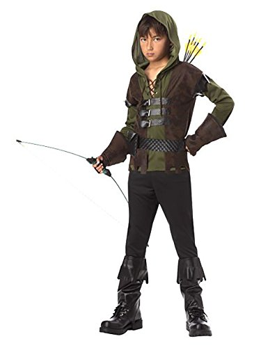 California Costumes Toys Robin Hood, Medium