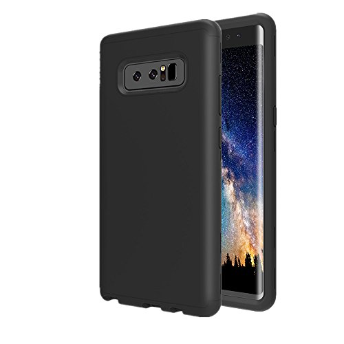 Galaxy Note 8 Case, AOKER Three Layer Heavy Duty High Impact Resistant Hybrid Hard Back Cover and Soft Silicone Slim Fit Best Protective Defender Case for Samsung Galaxy Note 8 - Camo Lifeproof Ipod 4 Case