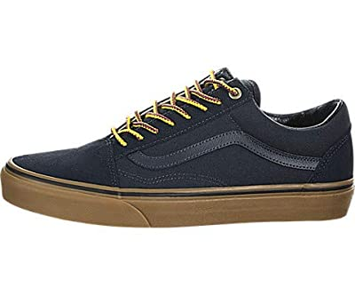 Vans VN-0A38G1UNF: Mens Gumsole Sky Captain Old Skool Checker Sneakers (10.5 D(M) US Men)