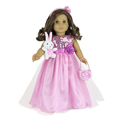 Dress American Girl 18' Doll (MangoPeaches 18