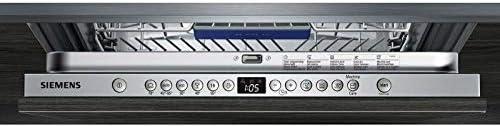 Siemens - SN 636 X 02 ME - Lavavajillas totalmente integrable - 60 ...