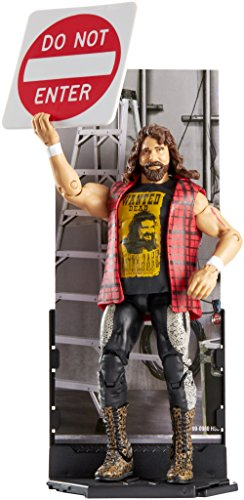 WWE Elite Cactus Jack Figure by WWE