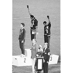 1968 Olympics - Black Power Poster (24x36) PSA010004