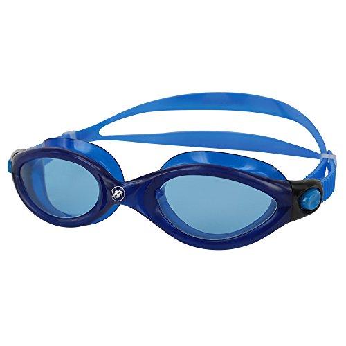 Barracuda Swim Goggle - Curved Lenses Streamline Design