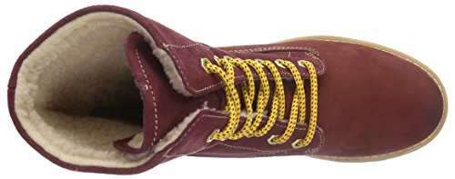 Tamaris Damen 26443 Combat Boots Rot (Vino 532)