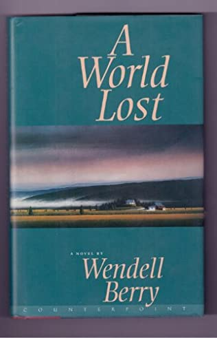 book cover of A World Lost