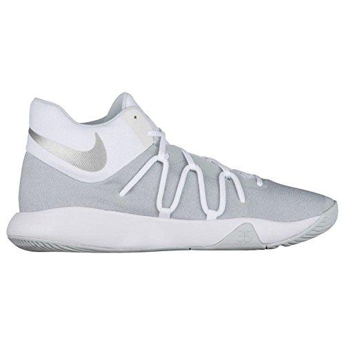 Nike Mænds Kd Trey 5 V Basketball Sko Hvid-grå FaUZ7xxI6