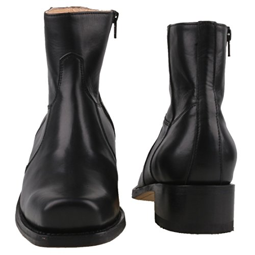 Sendra Boots - Botas de cuero para hombre negro Schwarz (5200-Bartolo Negro=