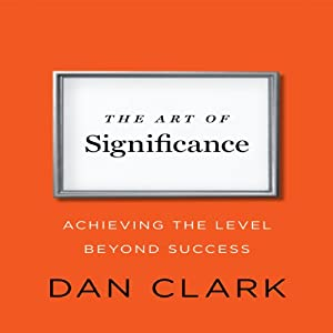 The Art of Significance Audiobook