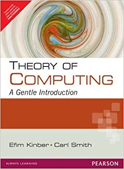 Book Theory of Computing : A Gentle Introduction (Paperback)