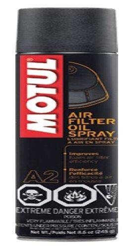 Motul Air Filter Oil Spray - 8.6oz. 103248
