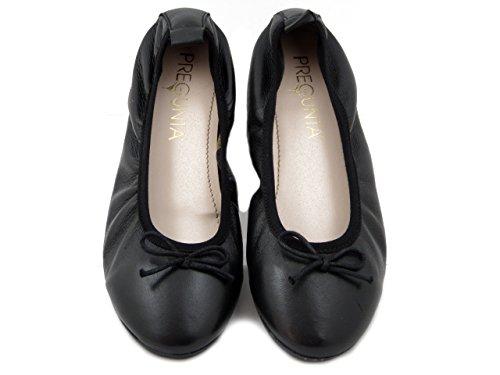 Pregunta Pelle Ballerina in Nero PERICOLI OSVALDO 71093 5OzawqxF4