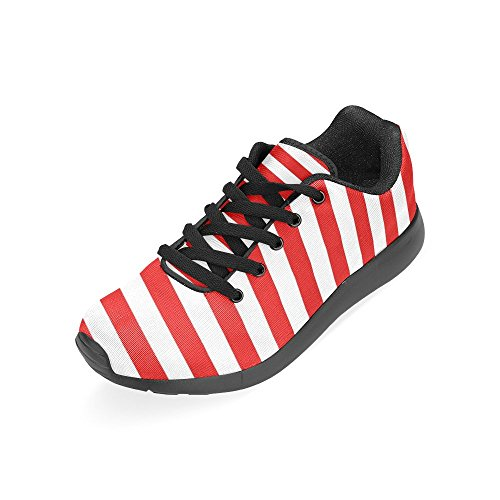 Walking 2 Comfort Shoes Lightweight Running InterestPrint Womens Multi Jogging Easy Running Sneaker Sports Go wAqUZgA