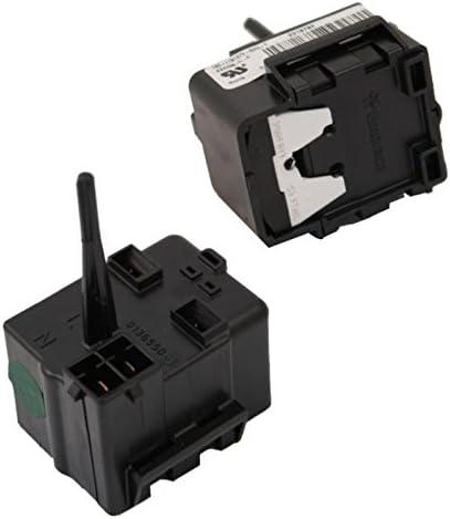 Refrigerator Compressor Relay Overload Starter Kit For GE WR07X10097 513604045