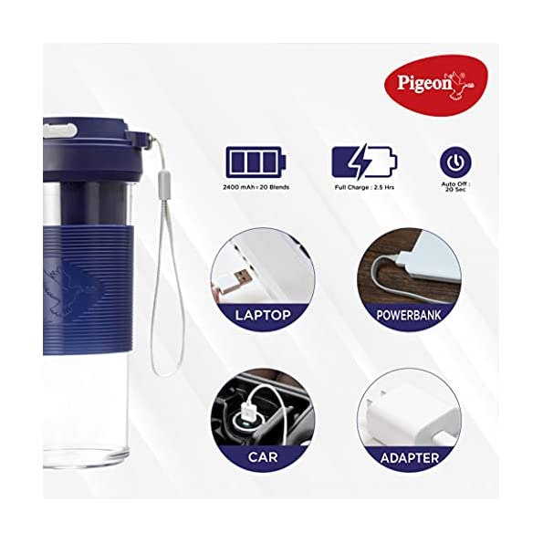 Pigeon-Blendo-USB-rechargeable-Personal-Blender-for-Smoothies-Shakes-with-Juicer-Cup-330-ml-blue-medium-19001314
