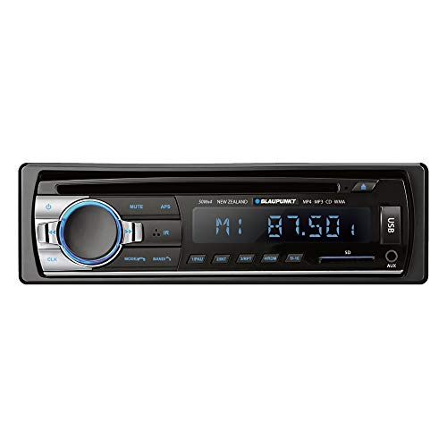 - Blaupunkt New Zealand CD and MP3 Receiver with Bluetooth, USB Port, Aux Port & SD Card Slot