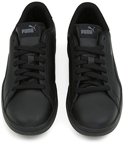 Nero puma Puma Da Adulto Unisex – Scarpe Basse Smash Ginnastica V2 Black Black L puma qzPTrvq