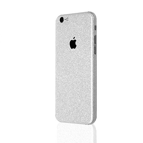 AppSkins Rückseite iPhone 6 Full Cover - Diamond silver
