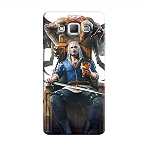 Cover It Up - Relax Witcher Galaxy A3 Hard Case