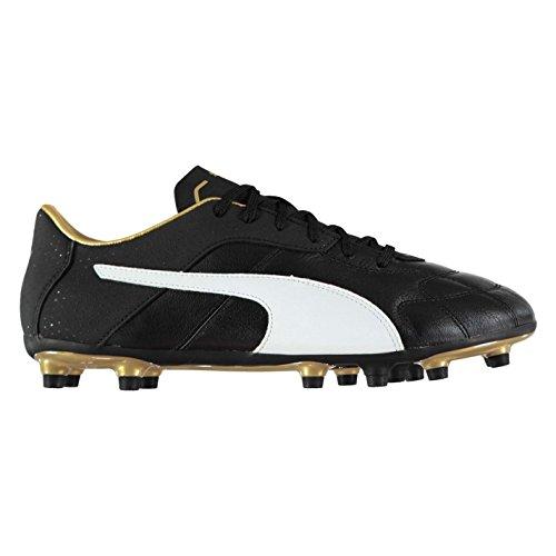 gold Fg Football De Sol Chaussures Dur blanc C Hommes Noir Puma Pointes Esito À qHpfZ