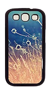NBcase Abstract Nameless Plain Flower hard PC case for samsung galaxy s3 3d
