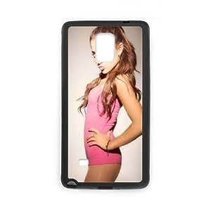 Personalized Creative Ariana Grande For Samsung Galaxy Note 4 N9100 LOSQ742605