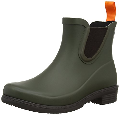 SWIMS 22108-062 Women's Dora Rainboots, Hunter Green, 7 B(M) US by SWIMS