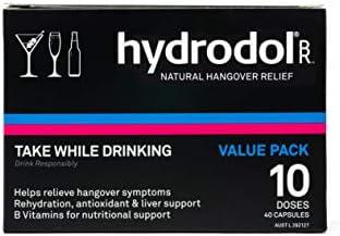 Hydrodol Hangover Relief 10 dose