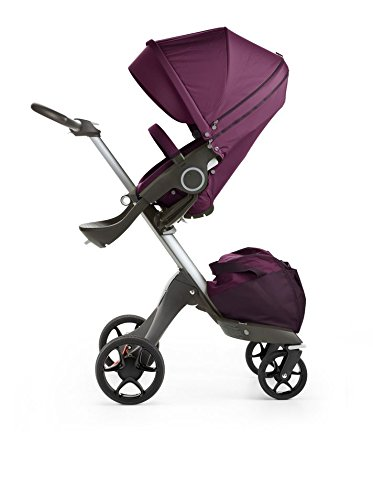 - Stokke Xplory V5 Stroller, Purple