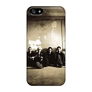 Anti-Scratch Cell-phone Hard Cover For Iphone 5/5s (Ykp1379FJuQ) Customized Trendy Linkin Park Series