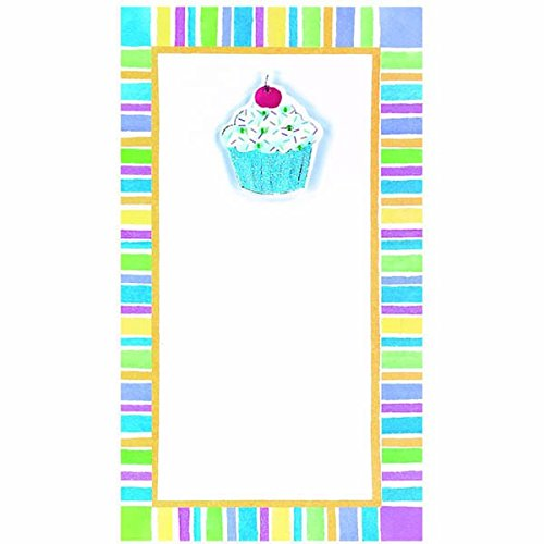 amscan Cupcake Confection Imprintable Invitations |Pack of 8