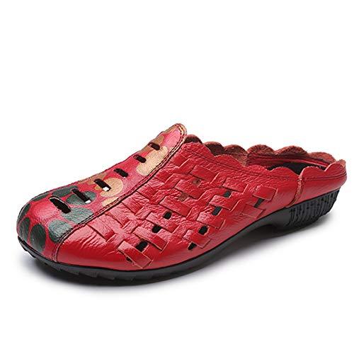 EU Rouge Taille Noir coloré ZHRUI Chaussures 42 RYvWUqOn