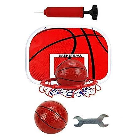 Ogquaton - Juego de minicanasta de Baloncesto para niños, diseño ...