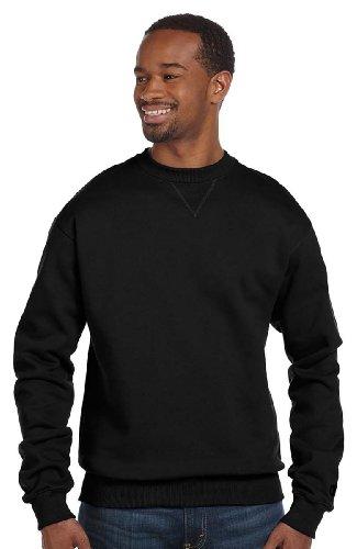 Champion Men's Cotton Max Crew (Moon Adult Sweatshirt)